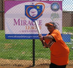 2011 MIRACLE BASEBALL LEAGUE OPENING DAY 002